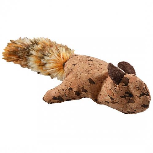Cork Eekhoorn met Catnip