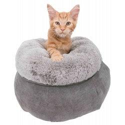 Kattenmand Fluffy Grijs
