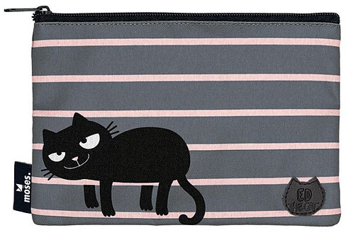 Moses Etui/pennenzak Ed, the Cat strepen
