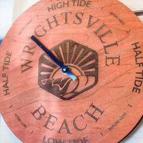 The Tide Clock Factory