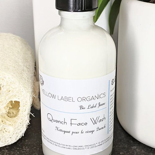Quench Face Wash