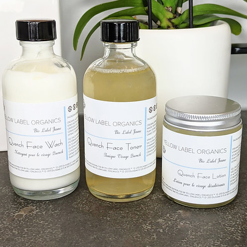 Quench Face Care Kit