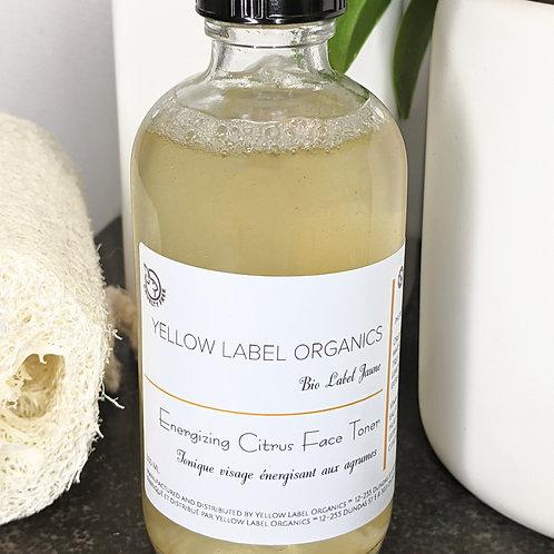 Energizing Citrus Face Toner