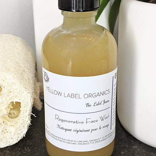 Regenerative Face Wash