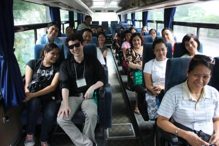 Bacolod Bus Rental