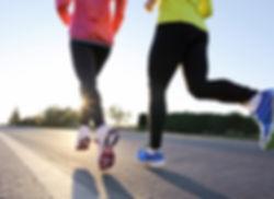 Running, lopen, loopschoenen, legging, sportbroek