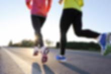 Overall Fitness & Nutrition Running