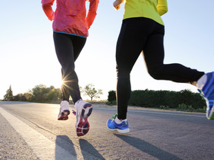 Pounding the pavement - running tips