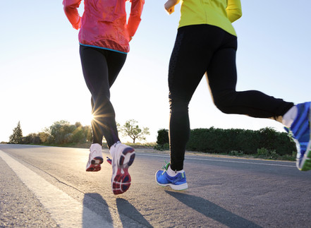 Will Massage Help your Running Injury? A Blog about common runner injuries & what we can do about t!
