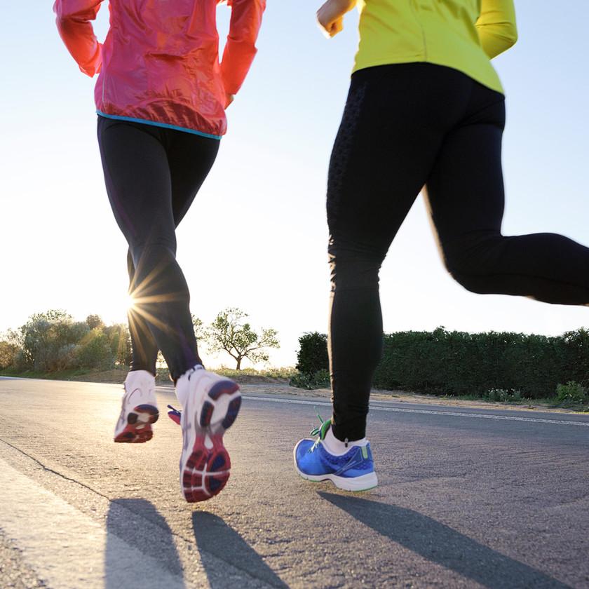 Run or walk more