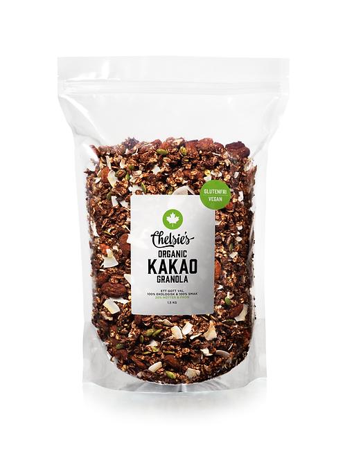 Chelsie's Organic Kakao Granola, 1.5kg
