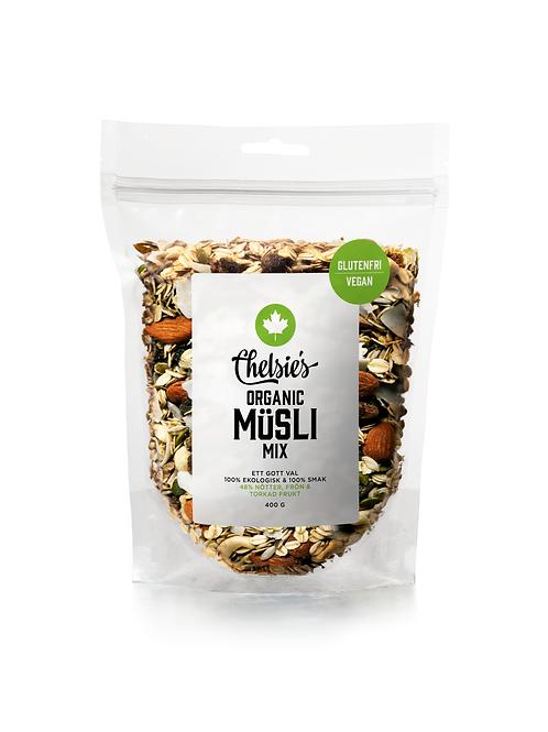 Chelsie's Organic Müsli Mix, 400g