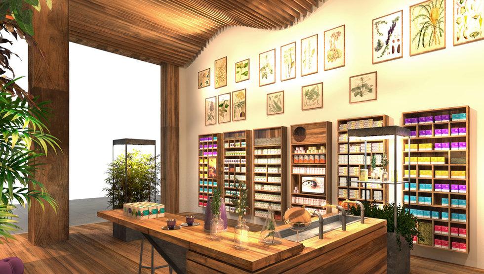 Herbarium Gigi Barreto Estúdio Cenografia