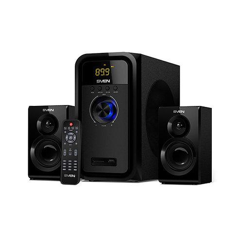 Акустическая система 2.1 SVEN MS-2051 (black) 30W Woofer + 2*12,5 speaker, BT, F