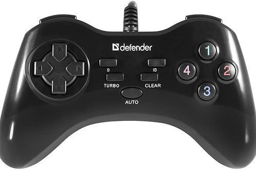 Геймпад Defender Game Master G2 13 кнопок