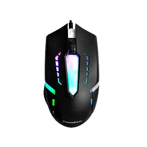 Мышь FrimeCom FC-M759-USB LED LIGHT BLACK