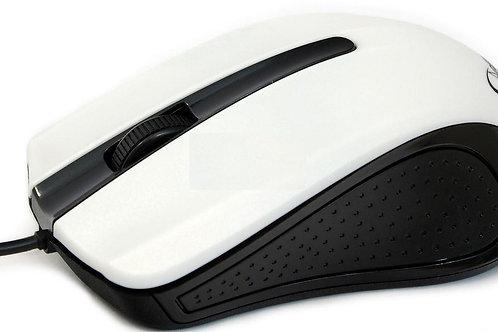 Мышь Gembird MUS-101-W, USB интерфейс, білий колір