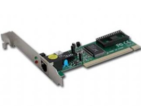 Сетевая плата Gembird NIC-R1, 100Base-TX PCI Realtek chipset