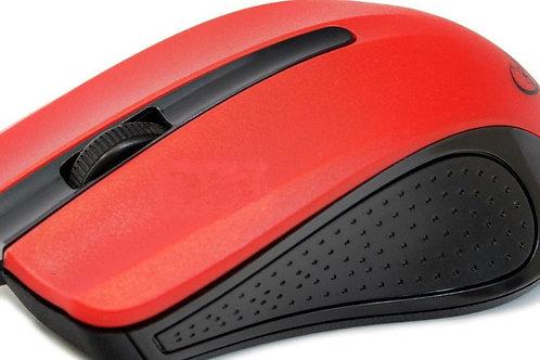 Мышь Gembird MUS-101-R, USB интерфейс, червоний колір