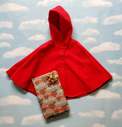 Red Riding Hood Coat
