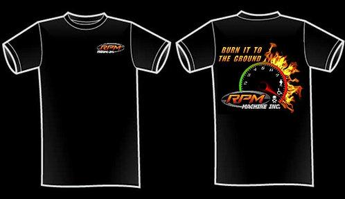 RPM Machine Inc. T-Shirt
