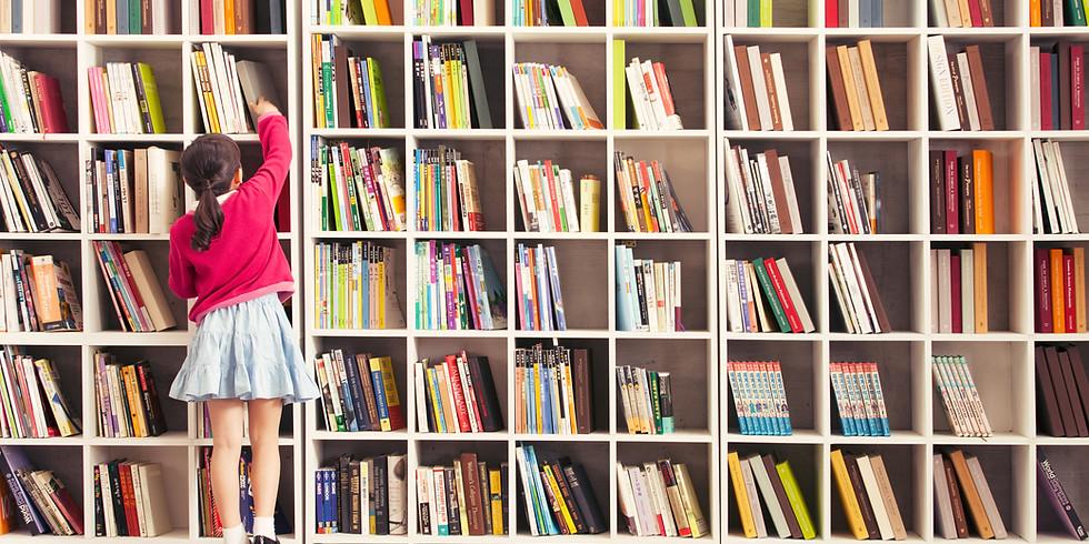 "Monthly ""Conscious Parents for Life"" Book Club (Mandarin)"