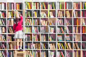 Bücher empfehlen dir die Spezialisierung