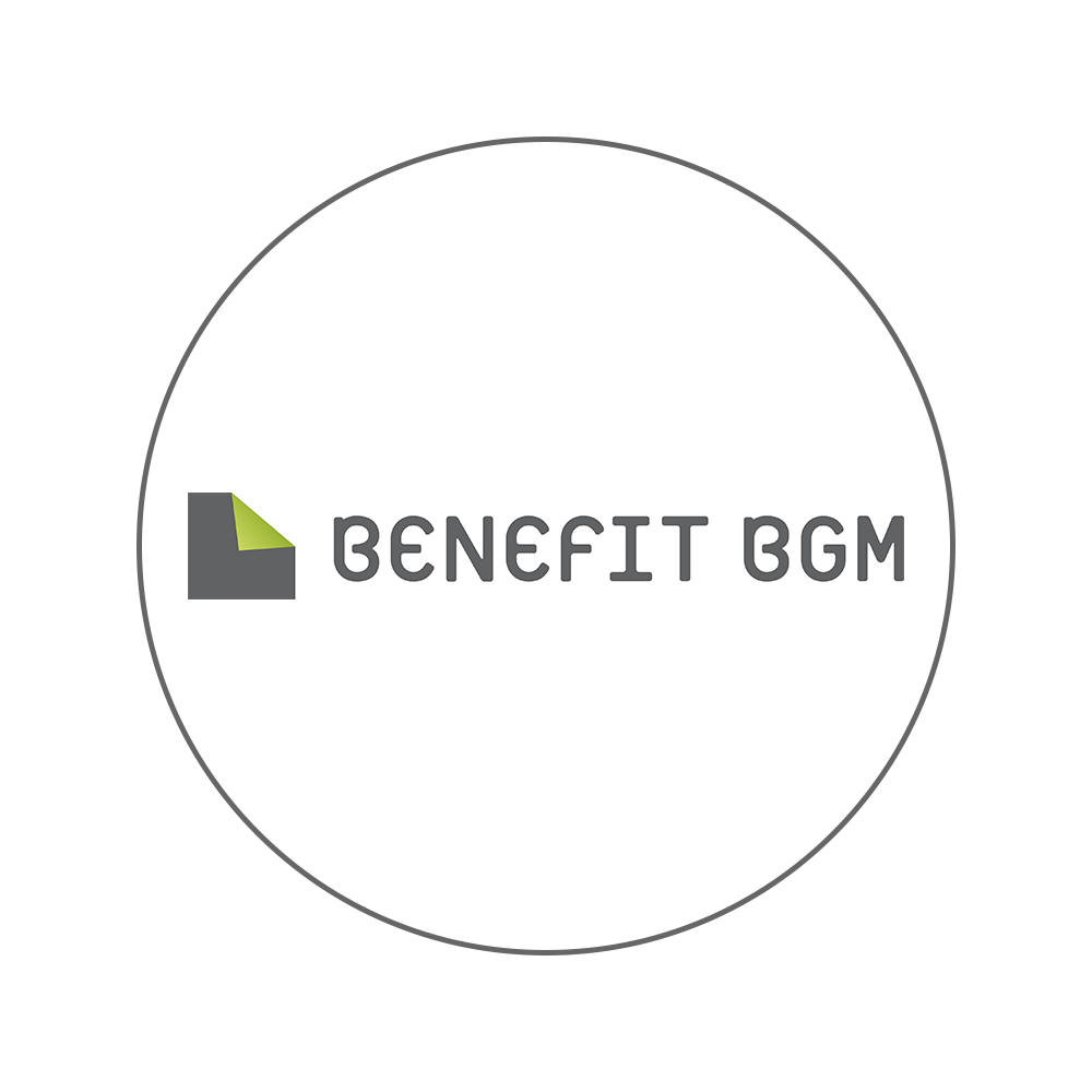 BENEFIT BGM