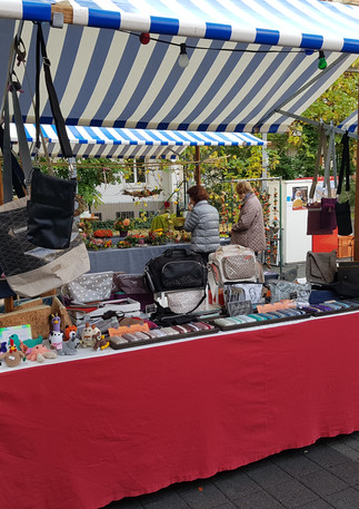 Markt Heiliggeist Gundeli
