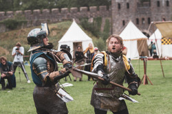 KNIGHTS COMPETE