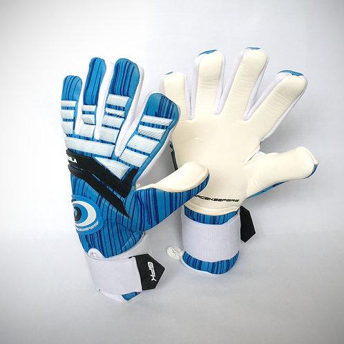 GFK Adult Aquila Neg Cut Goalkeeping Glove - Blue