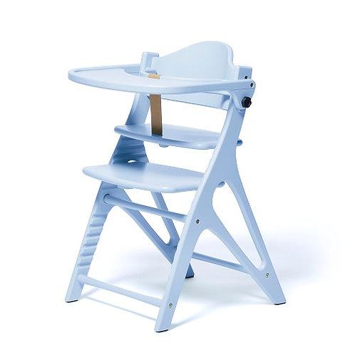 Yamatoya Affel High Chair - Shell Blue