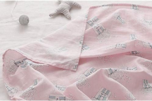 [Borny] Sweet Popcorn Blanket