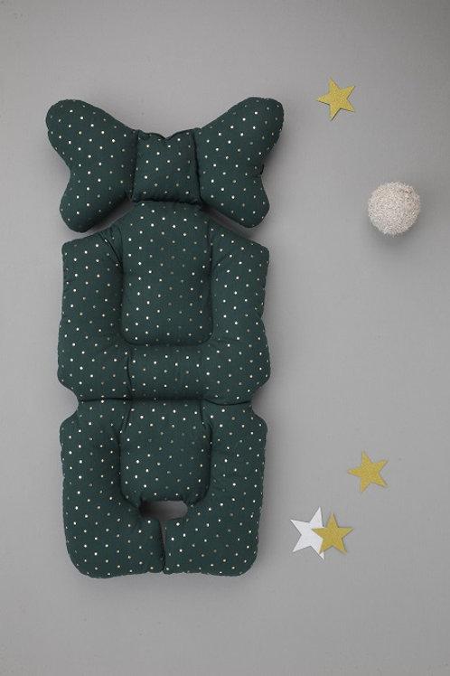 [Nuida] Twinkle Dot Deep Green Liner