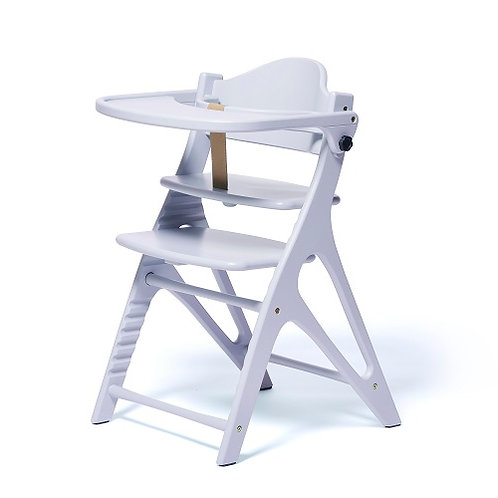 Yamatoya Affel High Chair - Soft Lavender