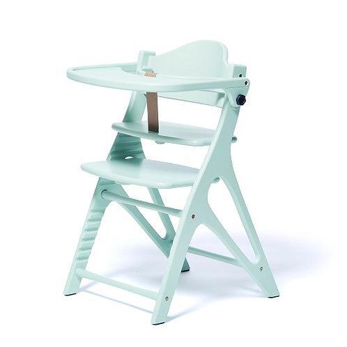 Yamatoya Affel High Chair - Herb Green