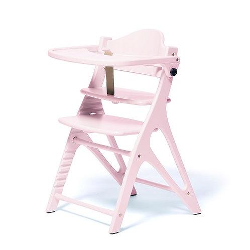 Yamatoya Affel High Chair - Milky Pink