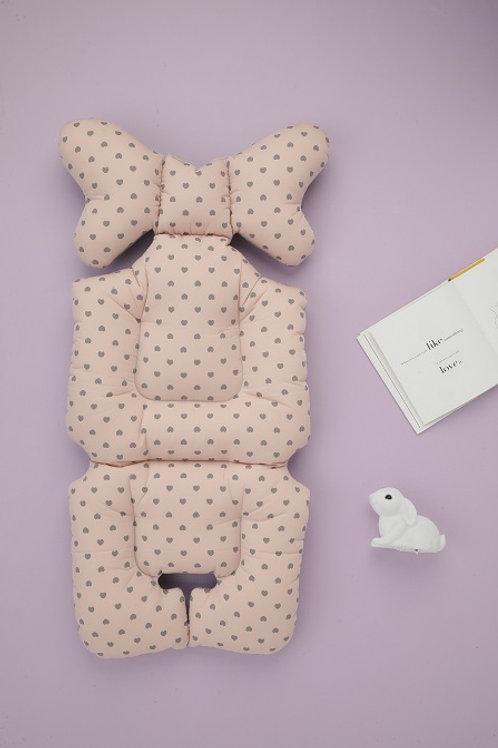 [Nuida] Mini Heart Pink Liner