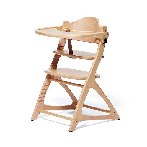 Yamatoya Materna High Chair - Natural