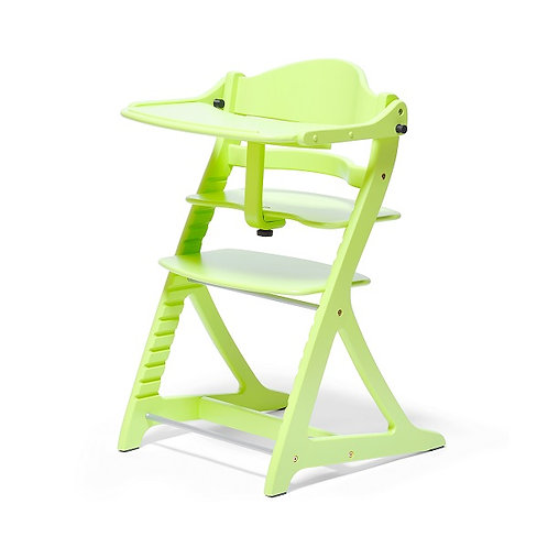Yamatoya Sukusuku+ High Chair - Green