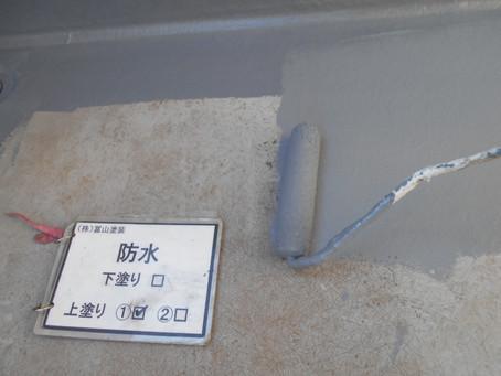 外壁の塗装でお悩みの方!防水塗料についてご紹介!