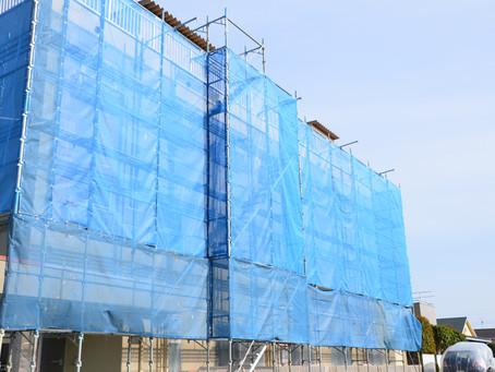 外壁塗装工事はどんな流れで進むの?