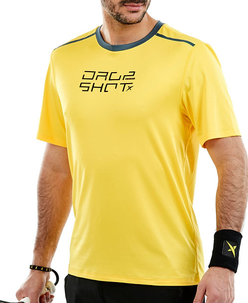 Nur Sports Shirt (Yellow or Gray)