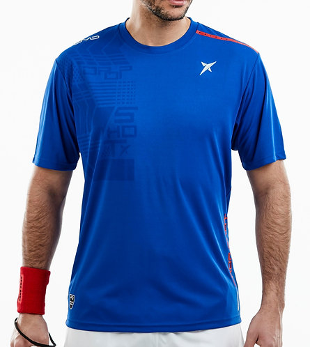 Heritage JMD Sports Shirt (Blue or Red)