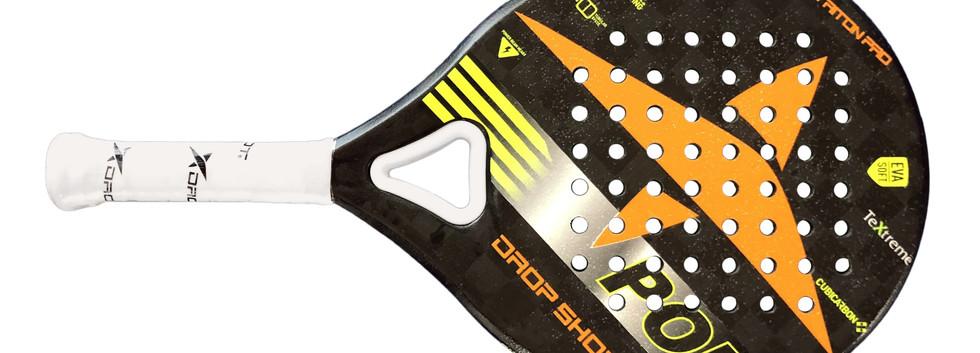 Triton Pro Professional Pop Tennis Paddle