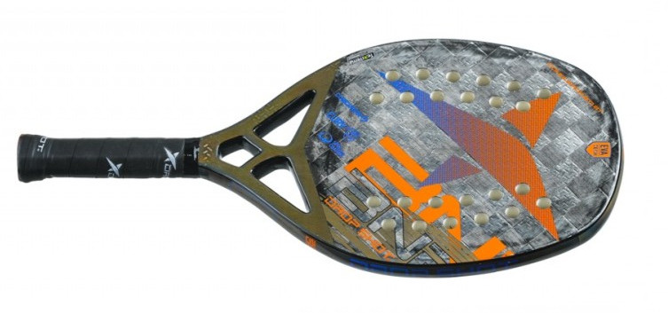 Conqueror 8.0 BT Pro Beach Tennis Paddle