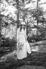 A North Carolina Bride on Her Wedding Day In the NC Mountains