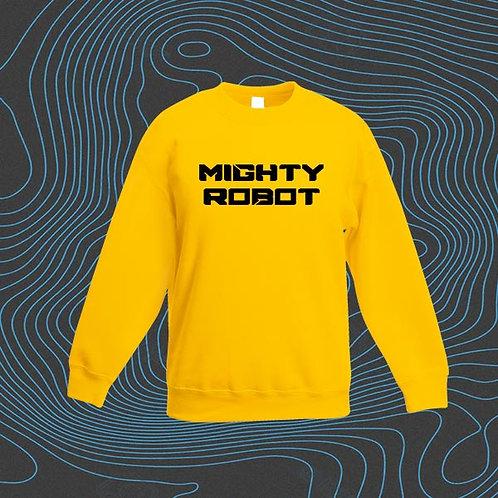 Yellow Speed Sweater