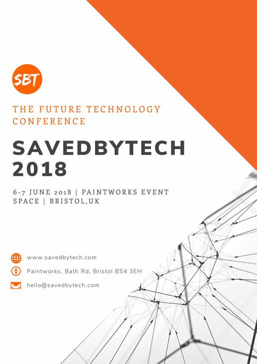 SavedByTech 2018 Conference Programme_Co