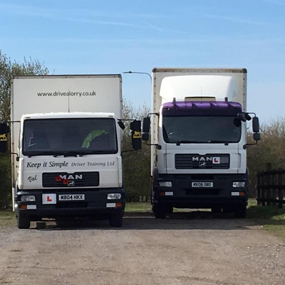 LGV / HGV Class 2 Rigid Lorry